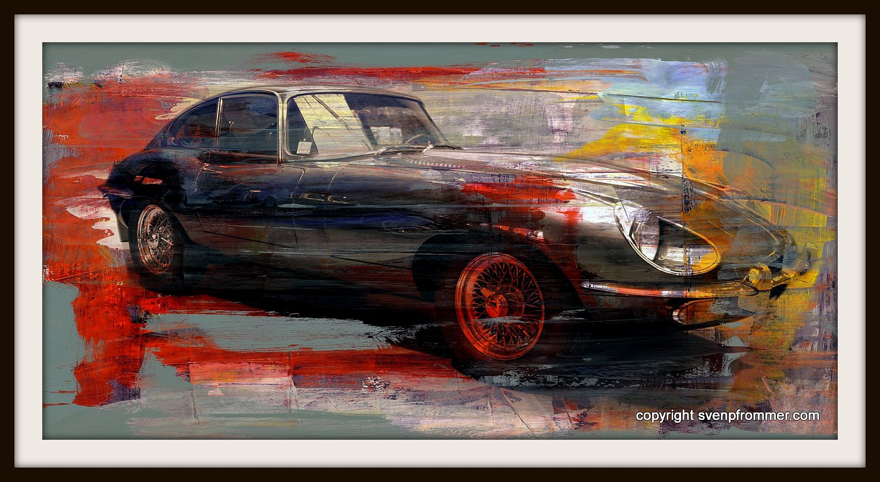 Classic Cars Sven Pfrommer Visual Art Photography